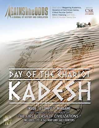 21 - Day of the Chariot: Kadesh