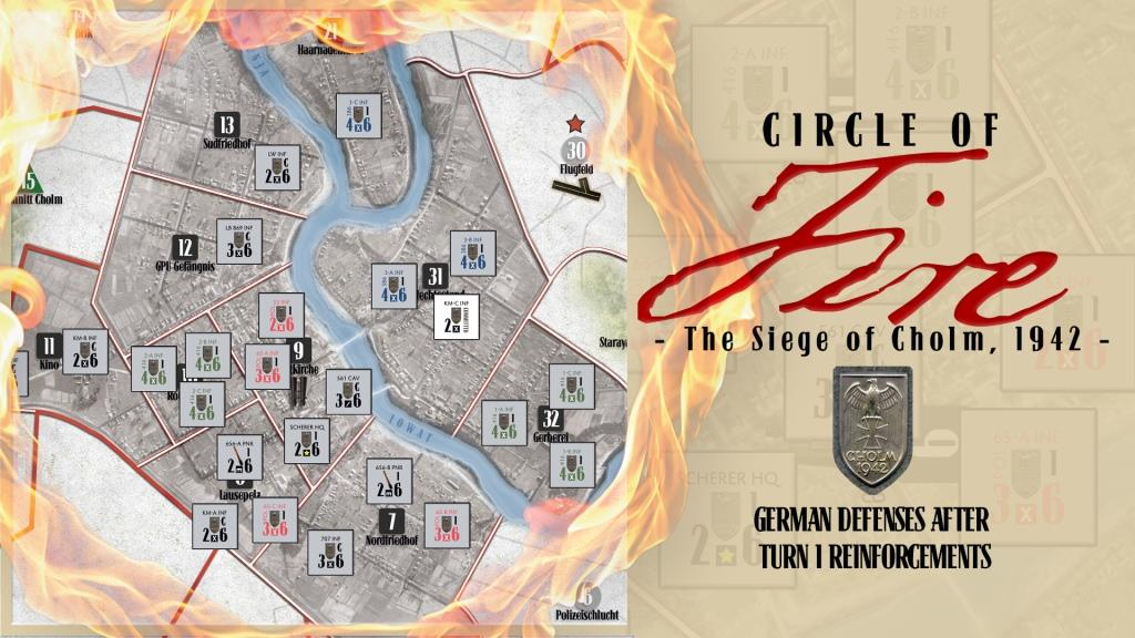 Circle of Fire: The Siege of Cholm, 1942 (ATO n°40) COF_Landscape