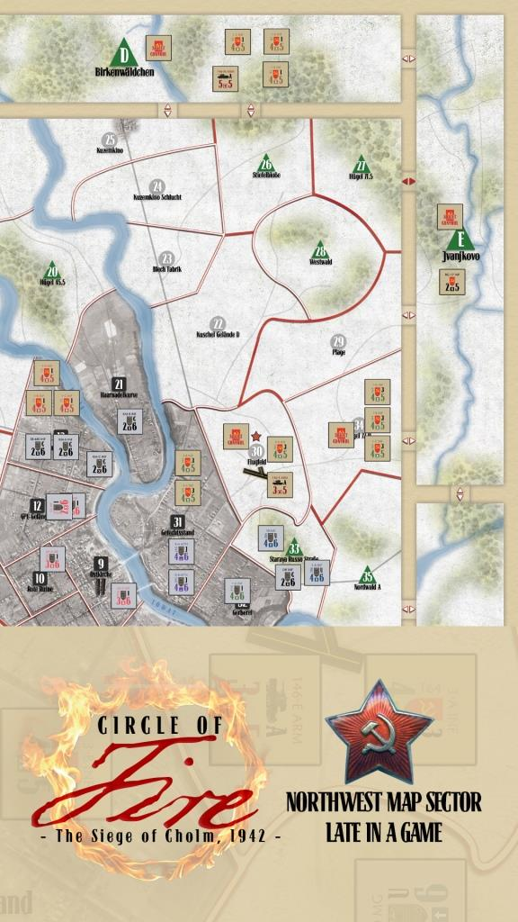 Circle of Fire: The Siege of Cholm, 1942 (ATO n°40) COF_Portrait